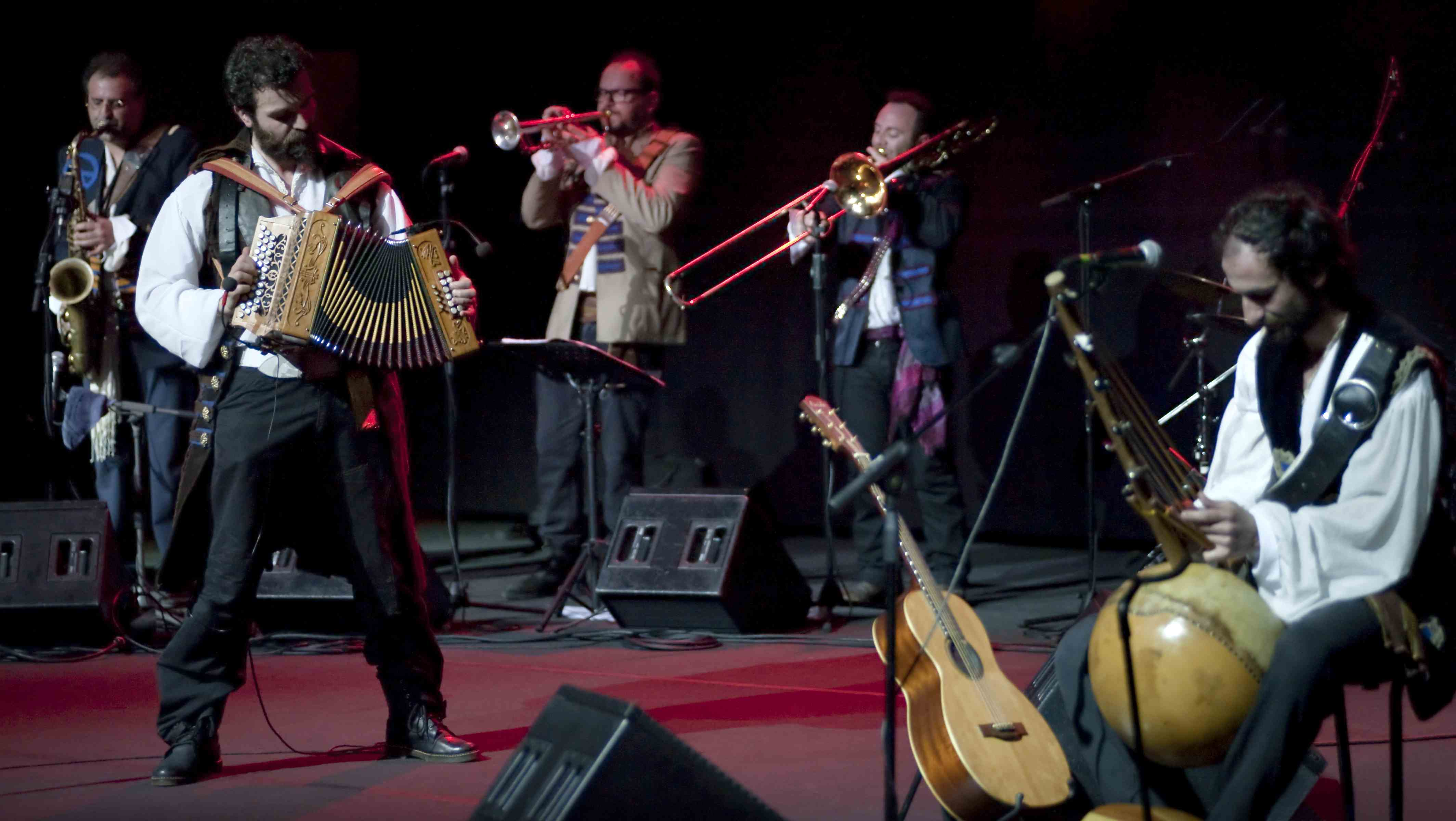 Bandadriatica-auditorium Morris Pellizzari